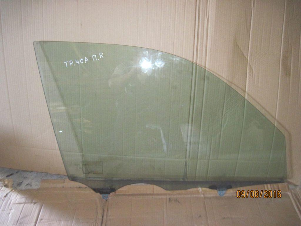 стекло боковое переднее правое Prado 120 2003-2009