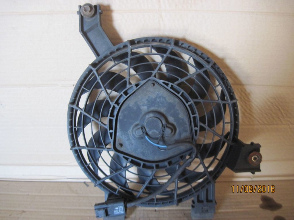 Вентилятор радиатора кондиционера Prado 120 2003-2009