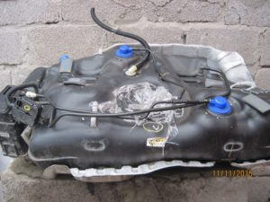 Бак топливный Cruze 2009