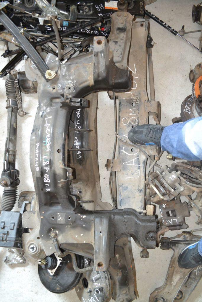 подрамник двигателя Lacetti 2006-2012 sed-hb