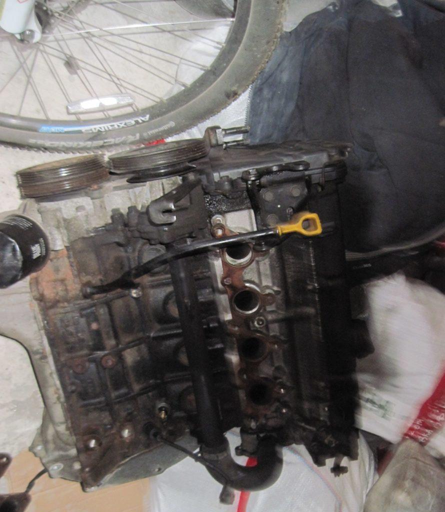 двигатель Cerato 2005-2008