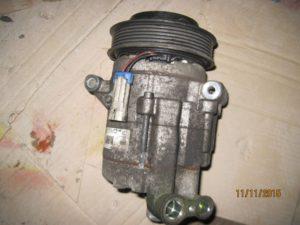 компрессор кондиционера Cruze 2009