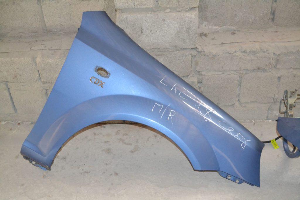 крыло передние  правое. Lacetti 2006-2012