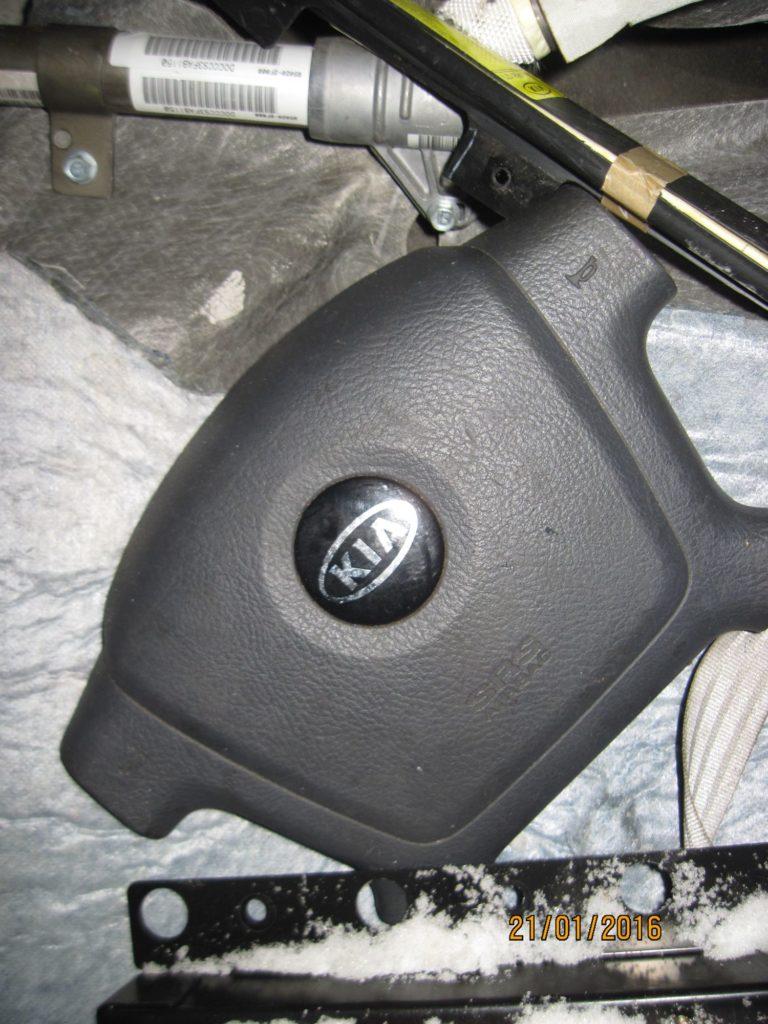 Комплект безопасности Kia Cerato 2005-2008