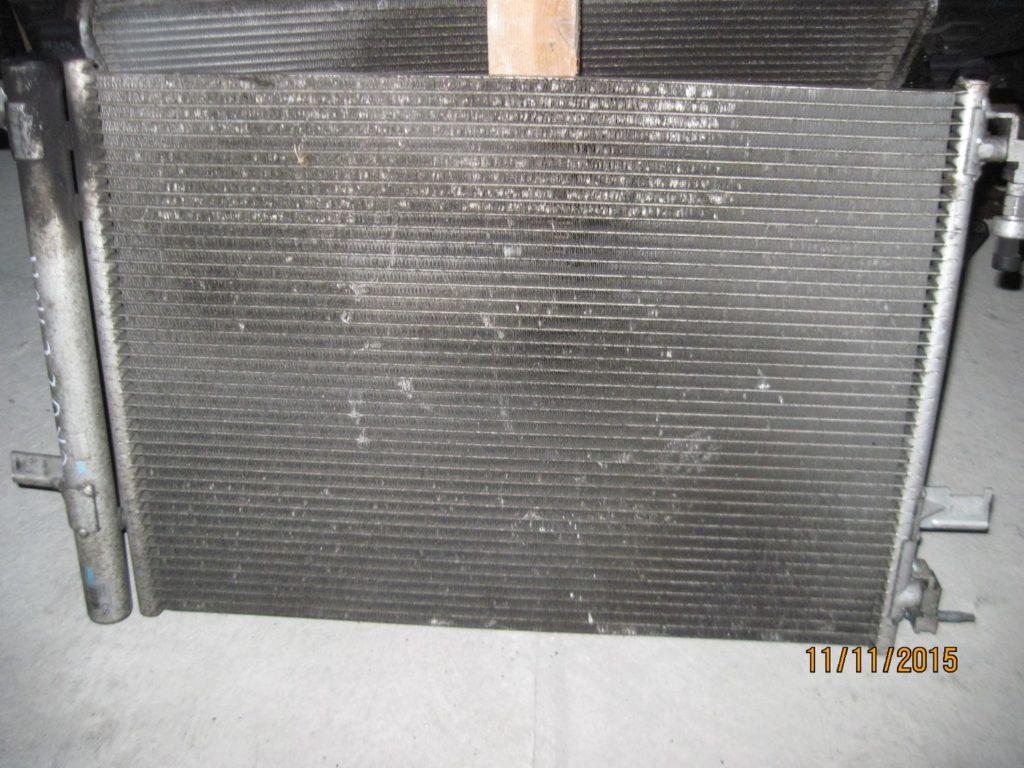радиатор кондиционера Cruze 2009