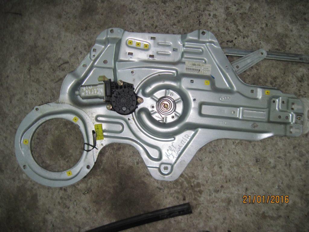 стеклоподъемник передний. правый Cerato 2005-2008