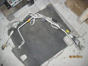 трубка радиатора  AVEO 2004-2006