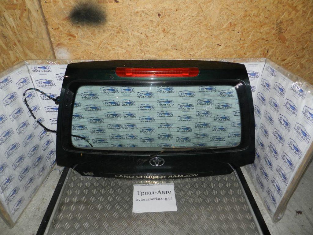 Крышка багажника Land Cruiser 100 1998-2006