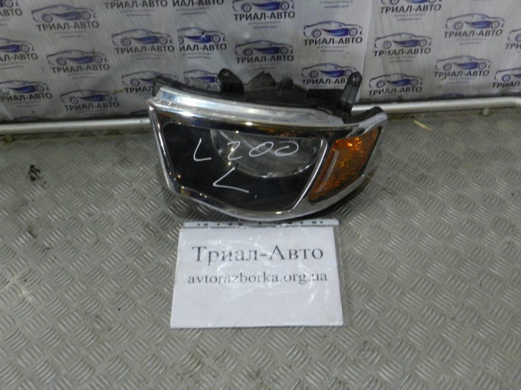 фара левая L200 2006-2013