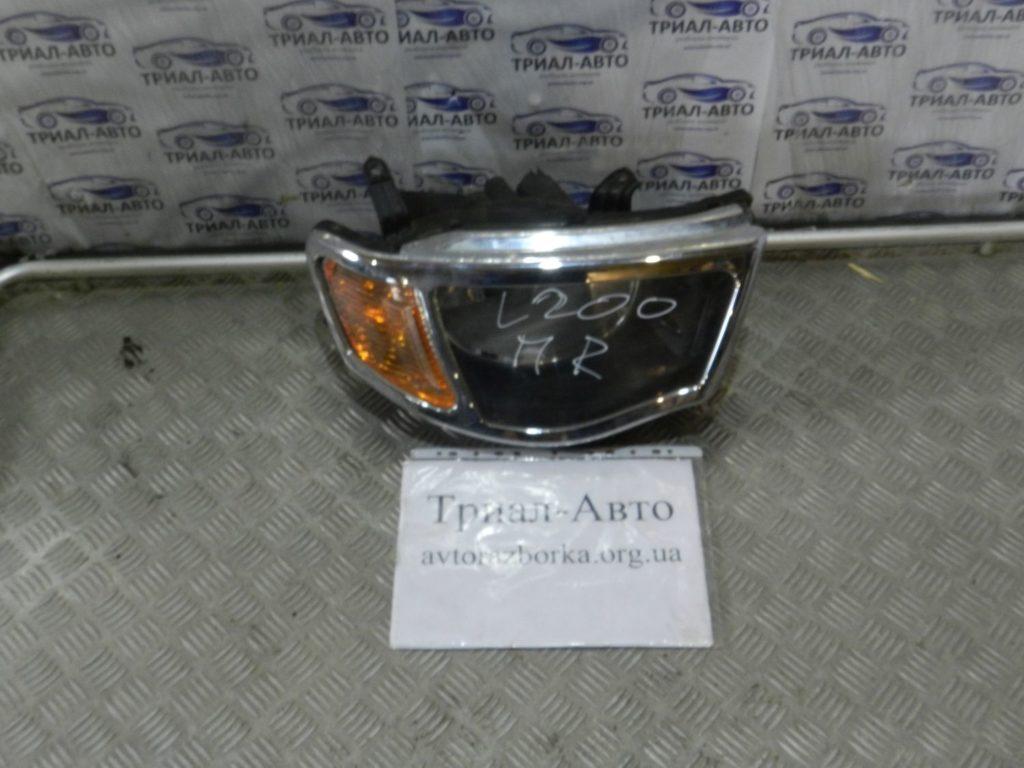 фара правая L200 2006-2013