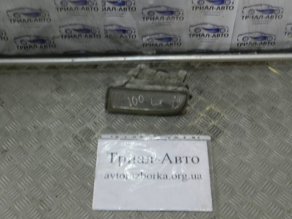 противотуманка левая Land Cruiser 100 1998-2006