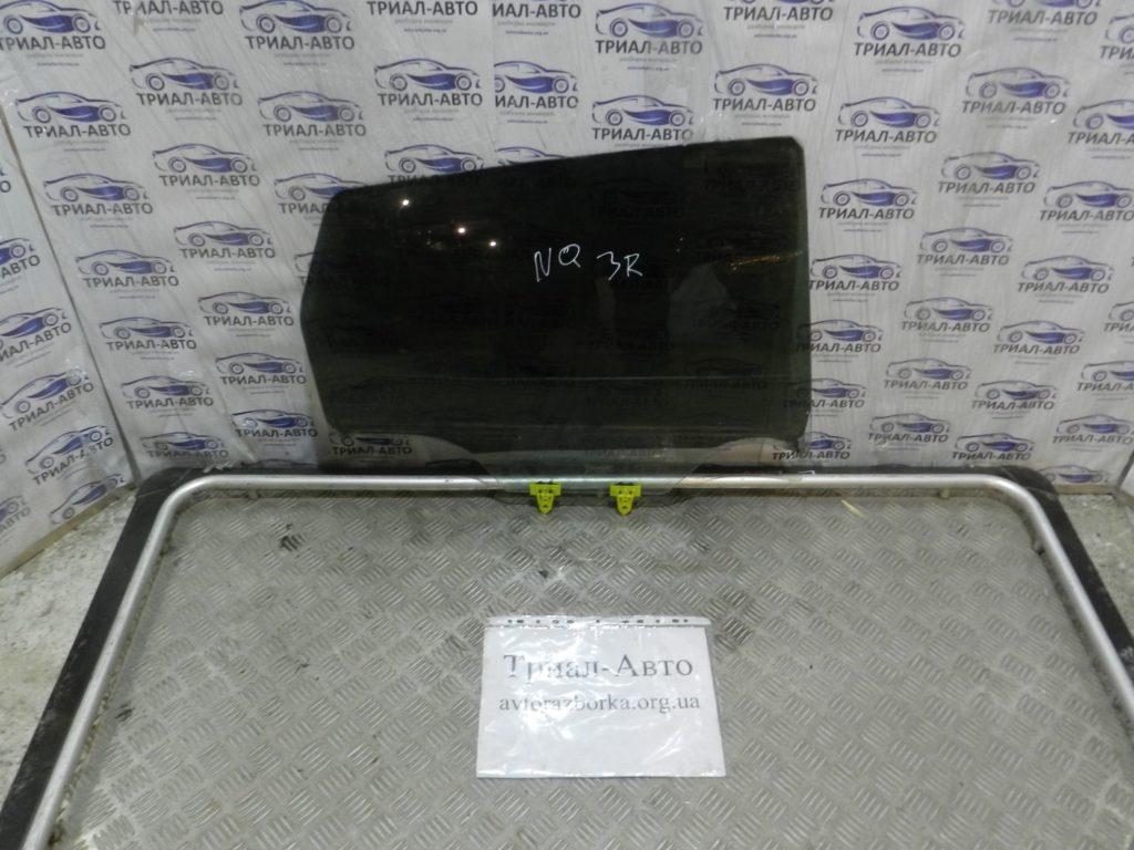 стекло боковое задние левое. Qashqai 2006-2013