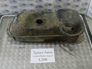 Бак топливный L200 2006-2013