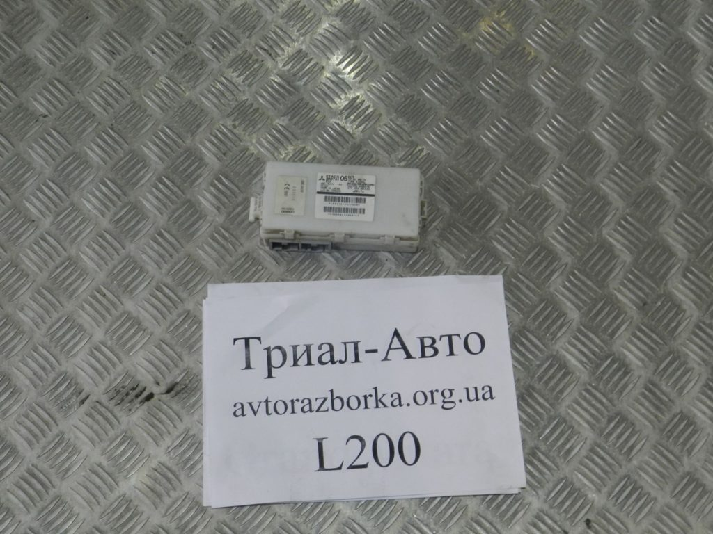 Блок комфорта L200 2006-2013