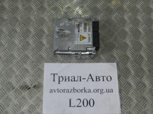 Блок управления двигателем L200 2006-2013