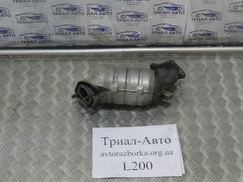 катализатор  L200 2006-2013