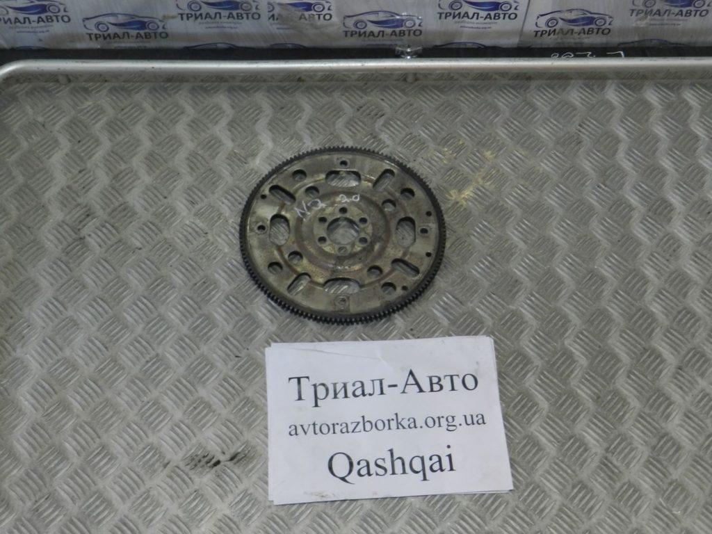 маховик Qashqai 2006-2013