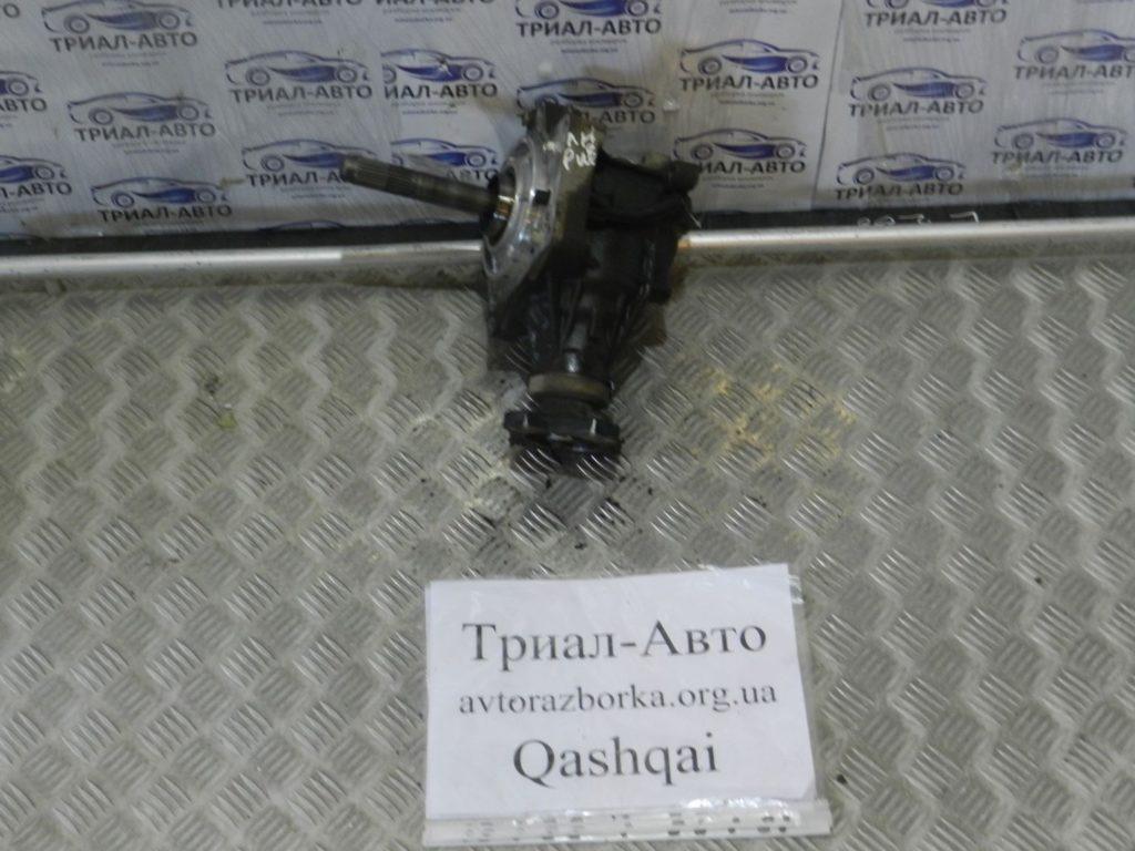 раздатка Qashqai 2006-2013