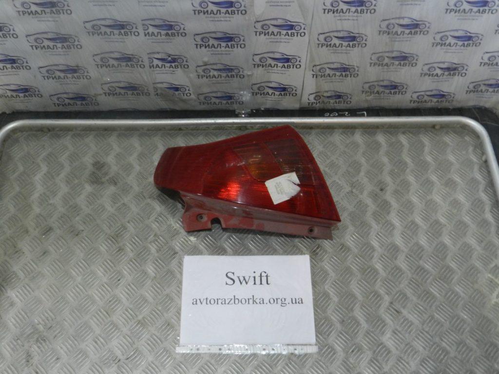 фонарь левый Swift 2005-2011