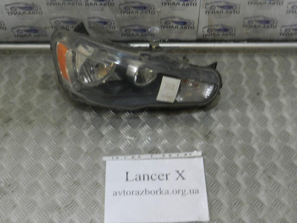 фара правая. Lancer 10 2006-2013