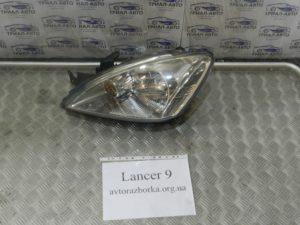 фара левая. Lancer 9 2003-2008