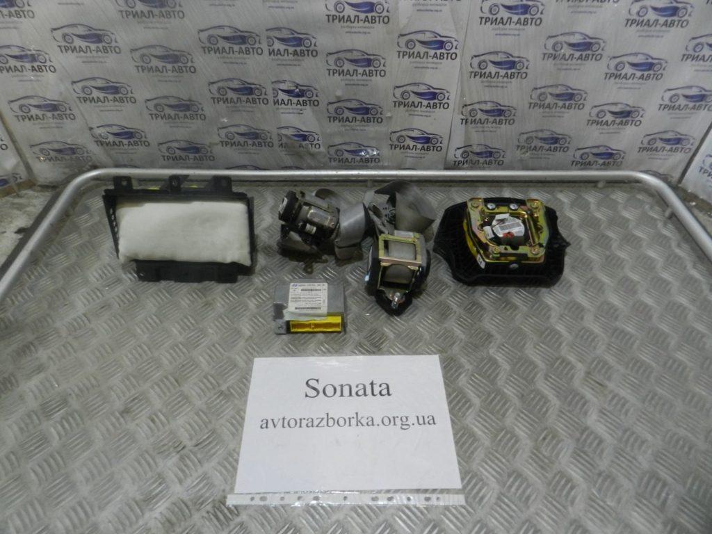 комплект безопасность Sonata 2004-2009