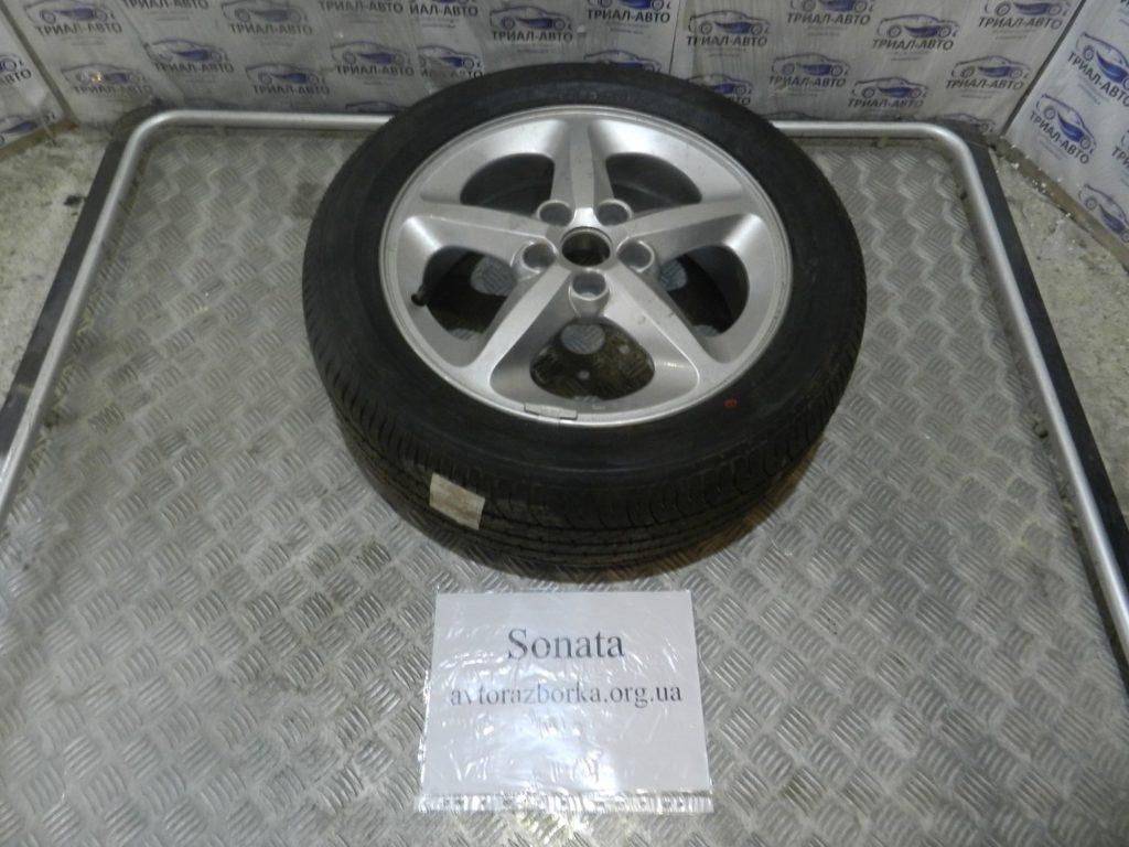 запаска с резиной  титан R17 Sonata 2004-2009