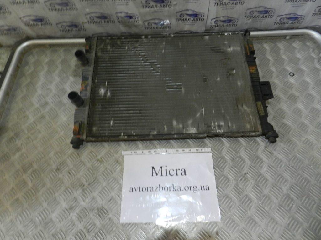 радиатор охлаждения Micra 2003-2010