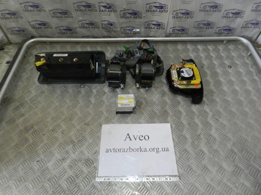 комплект безопасности Англия Aveo 2006