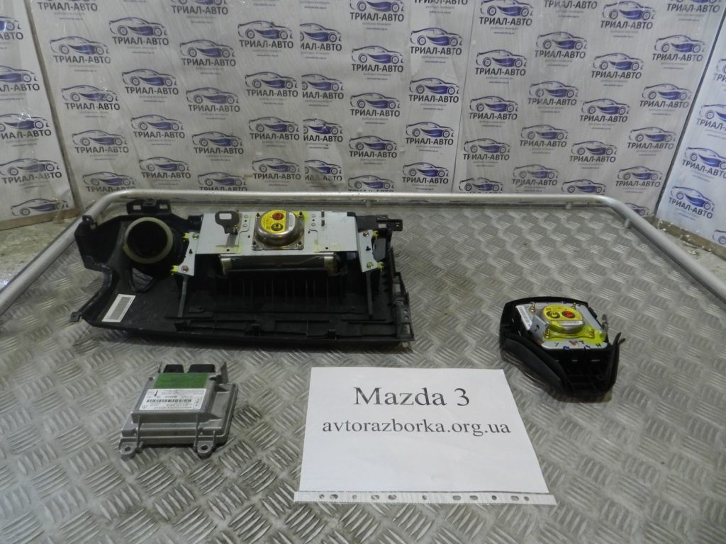 комплект безопасности  Mazda 3 2003-2009