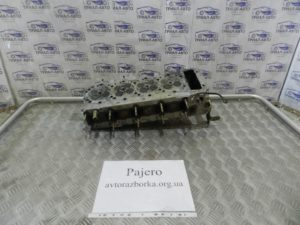 Головка блока цилиндров голая Pajero Wagon 3,2D 2007-2013