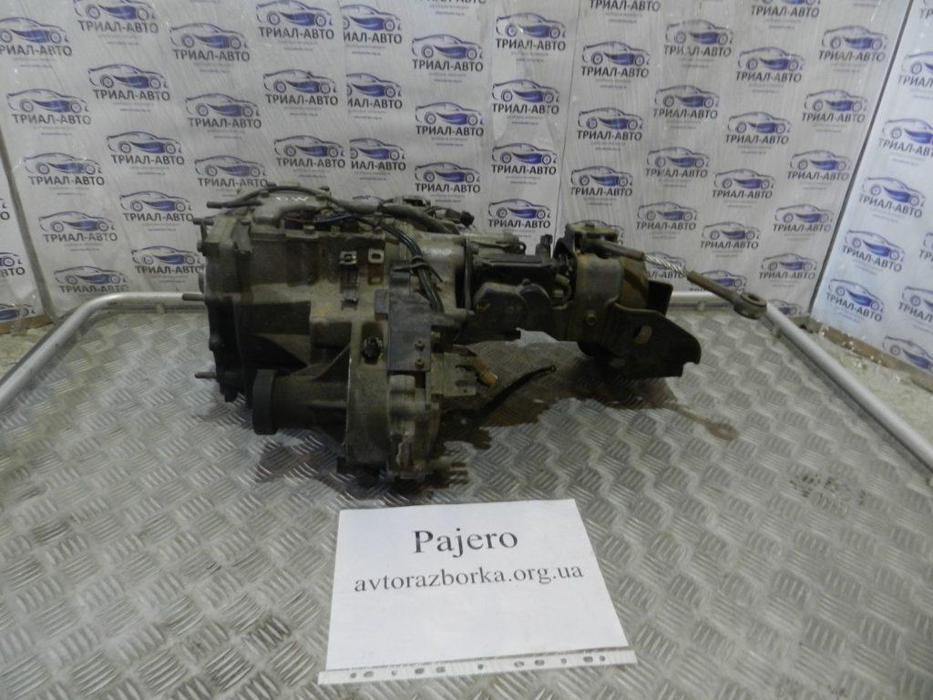 раздатка Pajero Wagon 3,2D 2007-2013