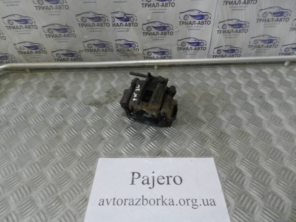 суппорт задний левый Pajero Wagon 3,2D 2007-2013