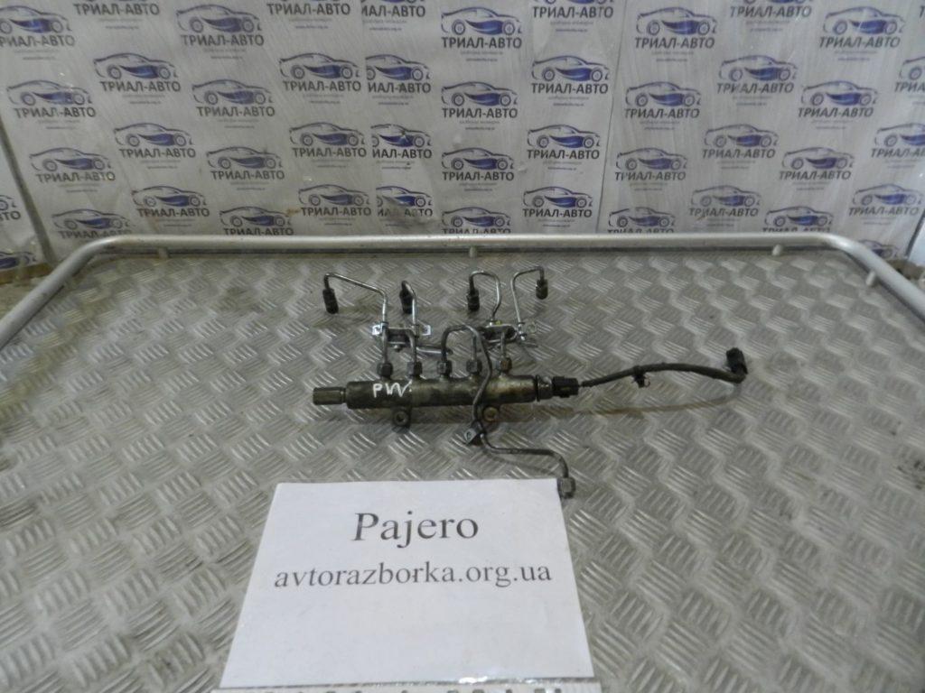 топливная рампа Pajero Wagon 3,2D 2007-2013