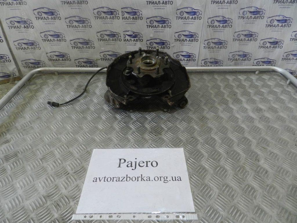 цапфа задняя правая со ступицей Pajero Wagon 3,2D 2007-2013