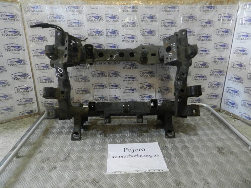подрамник двигателя в сборе Pajero Wagon 3,2D 2007-2013