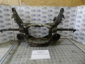 Балка задняя Pajero Wagon 3,2D 2007-2013