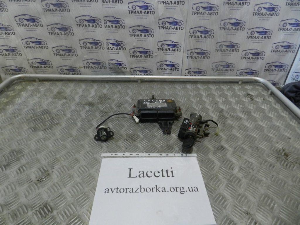блок управления двигателем Lacetti 2006-2012