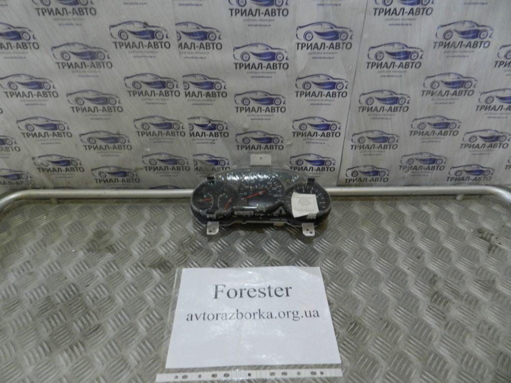 приборная панель Forester 2007-2010