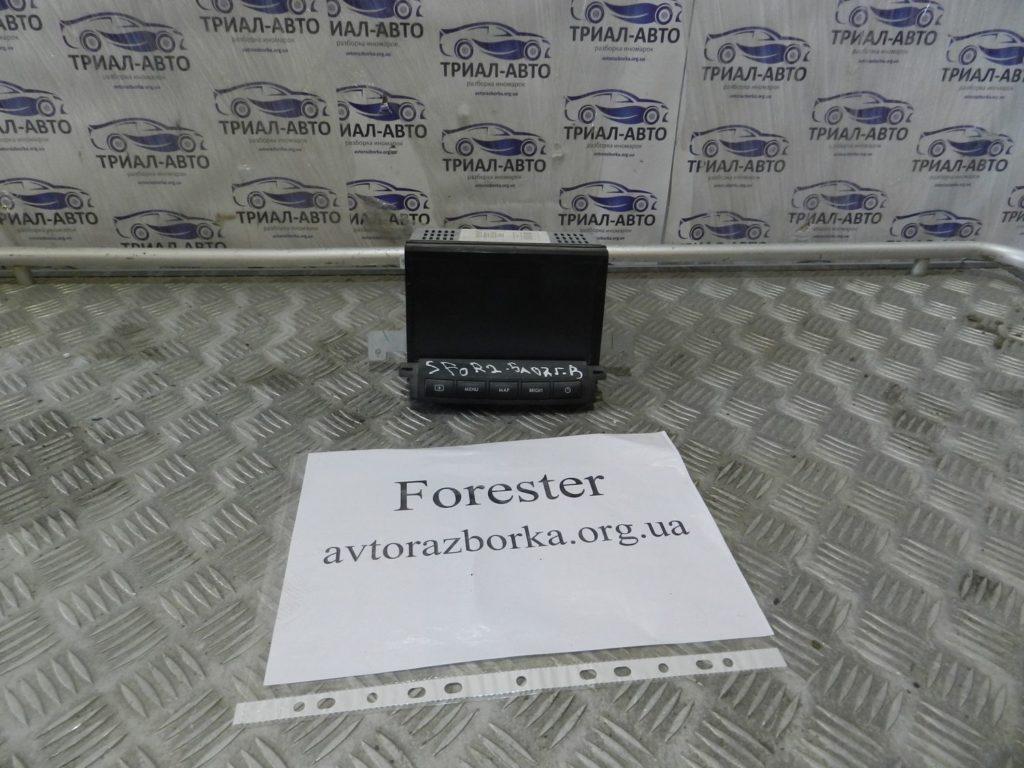 монитор Forester 2007-2010