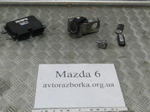 Блок управления двигателем Mazda 6 2008-2012