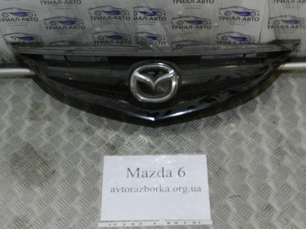 решетка радиатора  Mazda 6 2008-2012