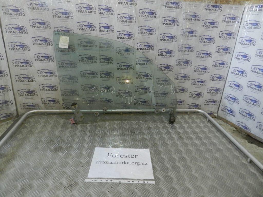 стекло боковое передние левое Forester 2007-2010