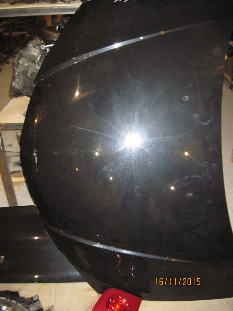 капот Mazda 3 2003-2009