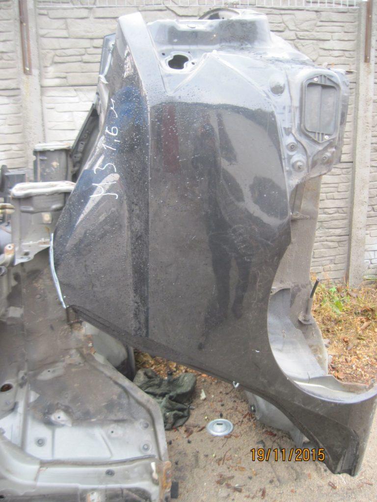четверть задняя Правая Mazda 3 2003-2009