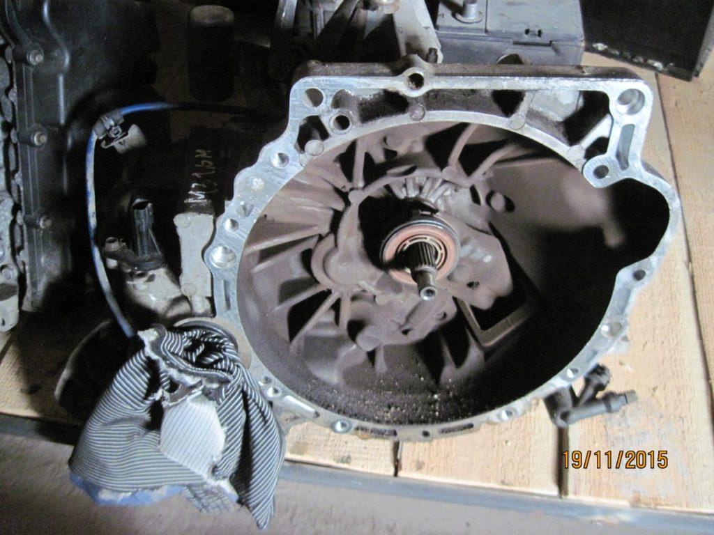 коробка передач Mazda 3 2003-2009