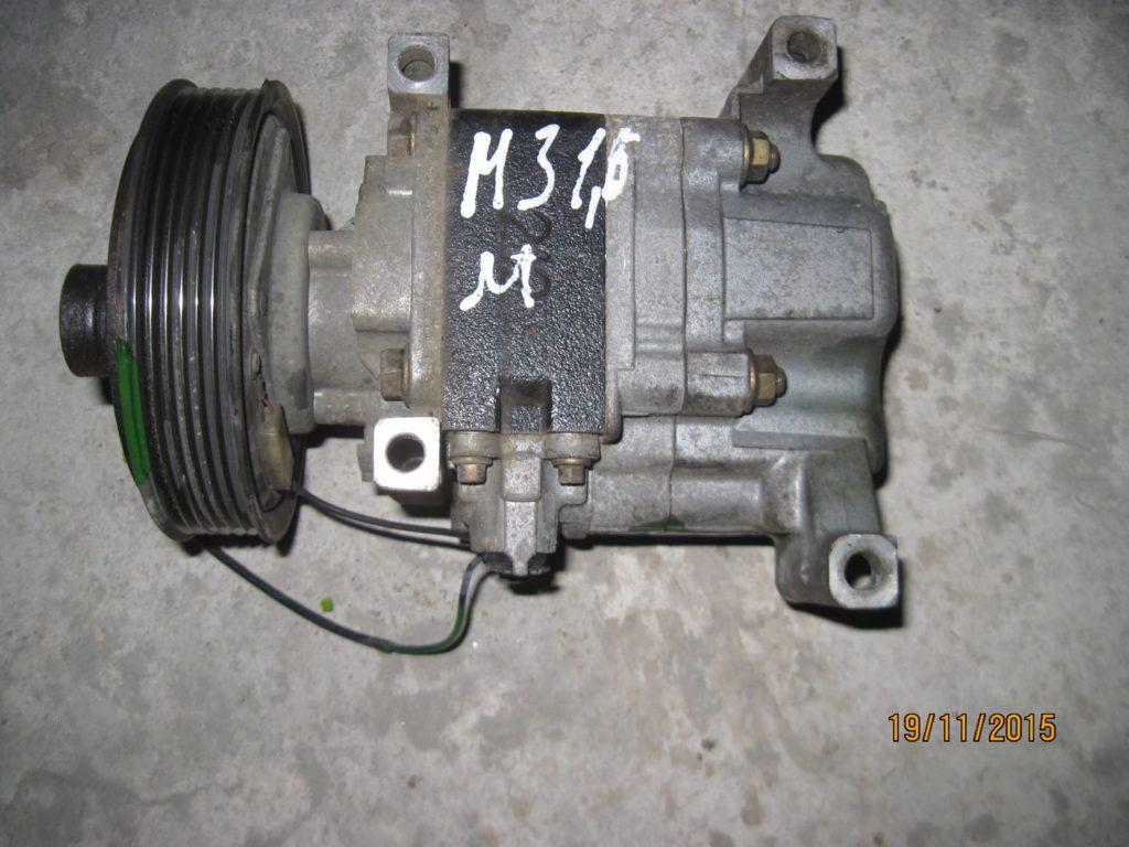 компрессор кондиционера Mazda 3 2003-2009