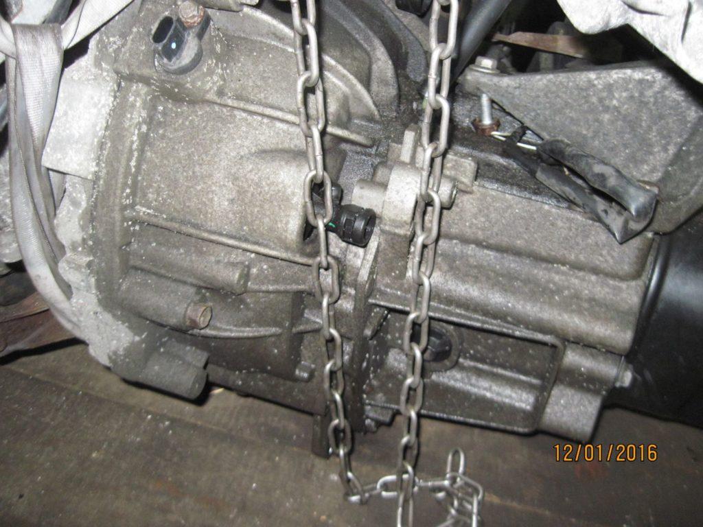 коробка передач Micra 2003-2010