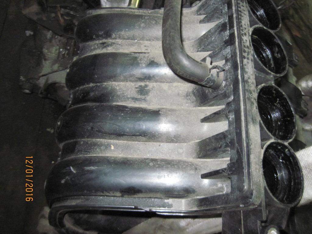 коллектор впускной  Micra 2003-2010