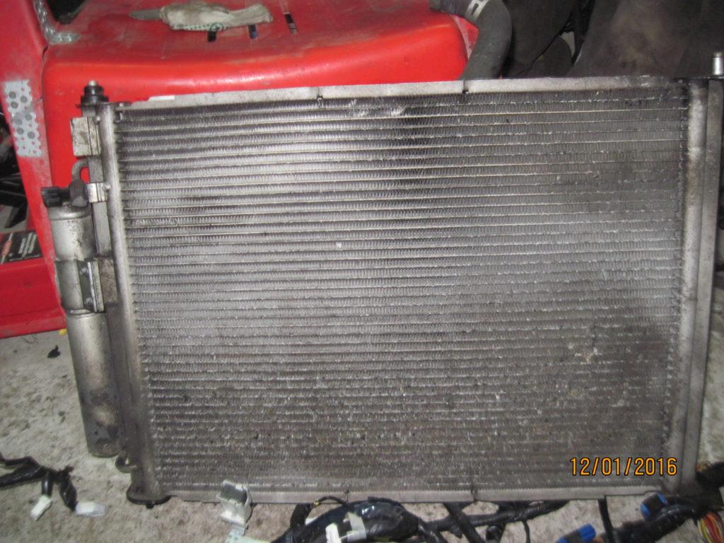 радиатор кондиционера Micra 2003-2010